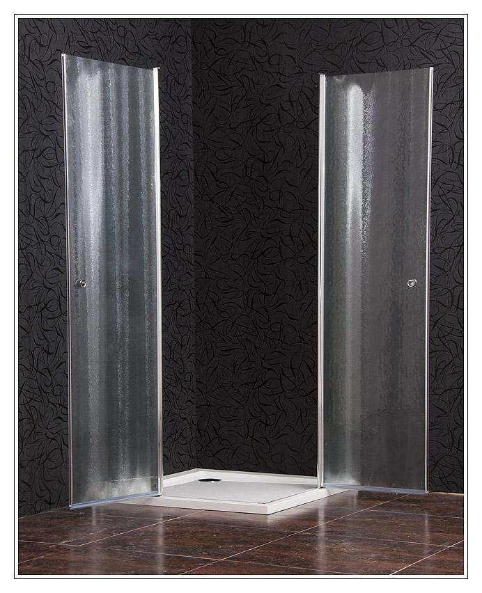 cbe6696706647 ELEGANT 90 chinchila New Arttec sprchová zástena štvorcová s mramorovou  vaničkou ...