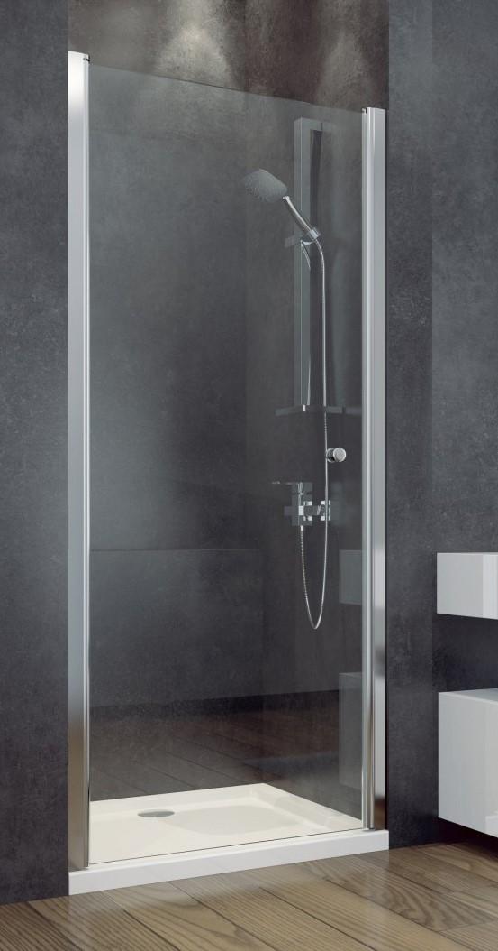 ANITA 80 Well Sprchové dvere do niky